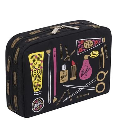Paper Co Lesportsac Makeup Bags Large Cosmetic Bag