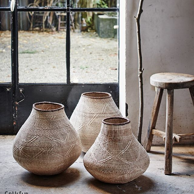 African Baskets: If You Ask Me Which Is My Favorite Basket, I Can Not