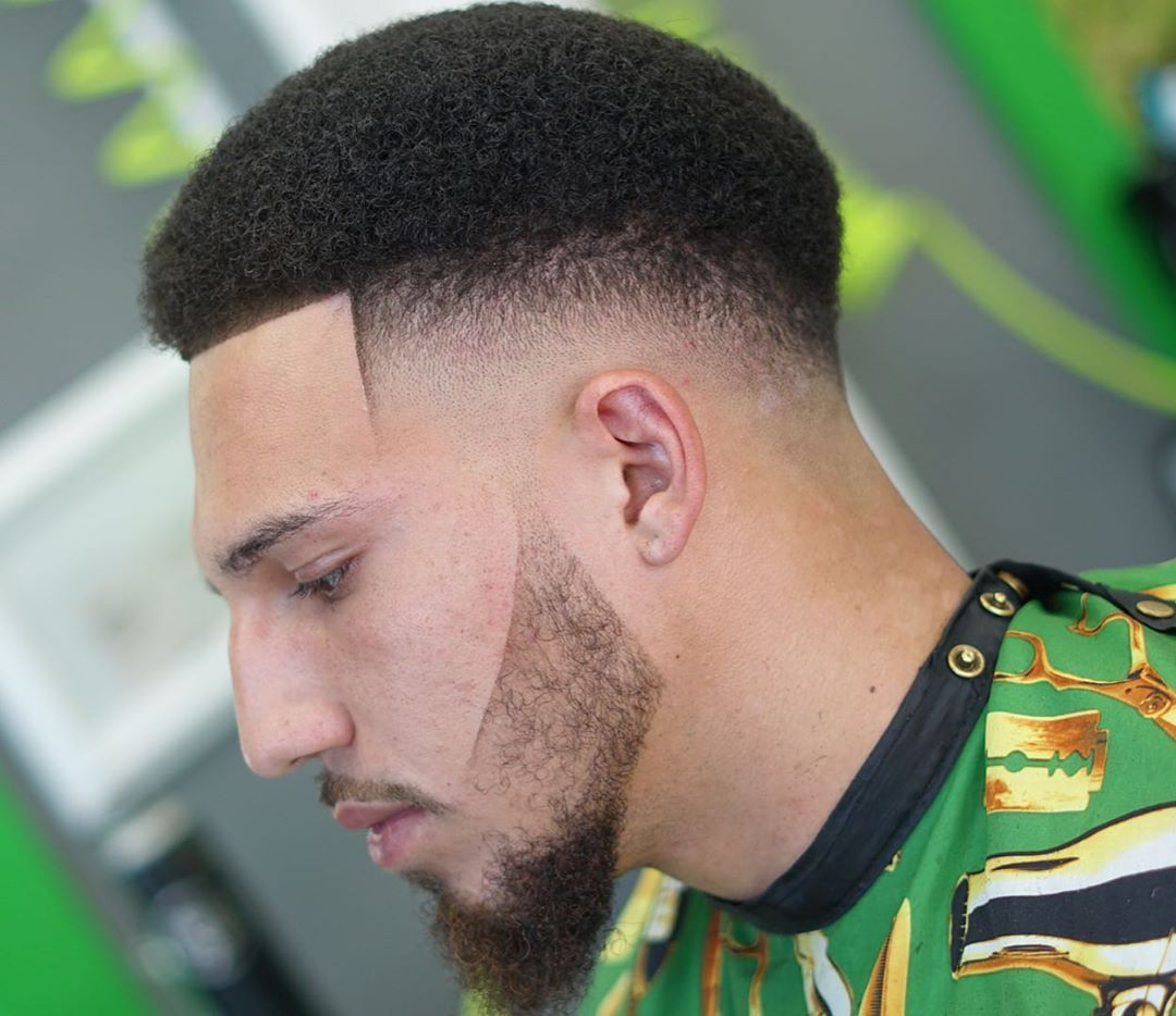 19 Fade Haircuts For Cool Curly Hair 2020 Styles In 2020 Fade Haircut Curly Hair Fade Curly Hair Men