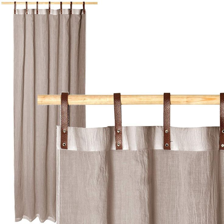 Vorhang Ideen Vorhänge finden mit Schlaufen Küche Esszimmer