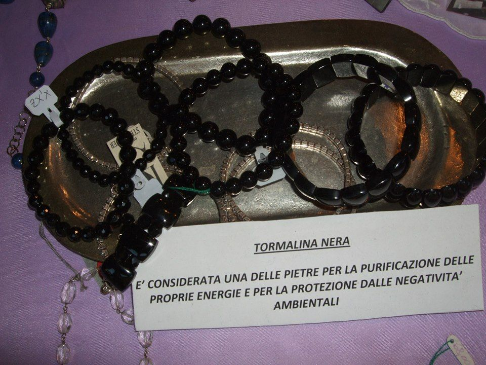 Black Tormaline. Bracelet against all kind of negativities. IT WORKS!!!