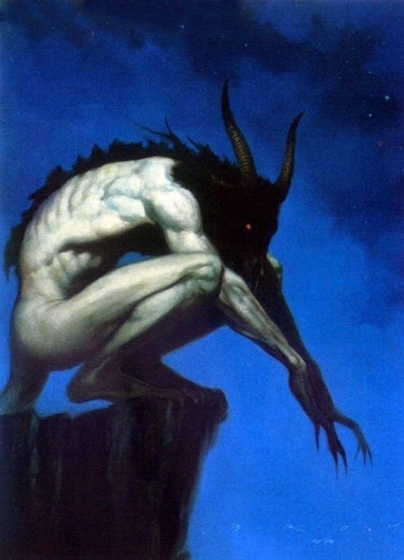 by Gerald Brom