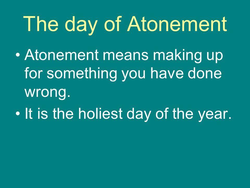 Billedresultat for atonement meaning