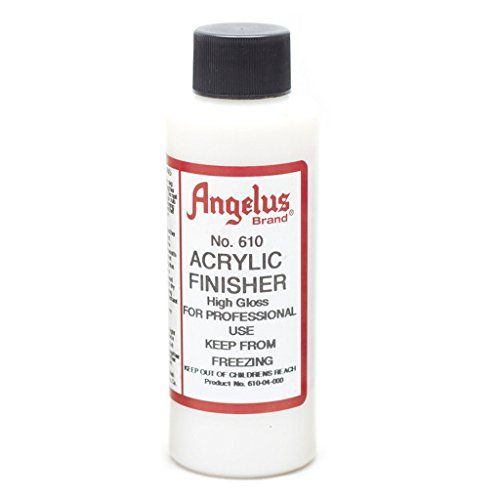 Angelus Acrylic Finisher High Gloss 1