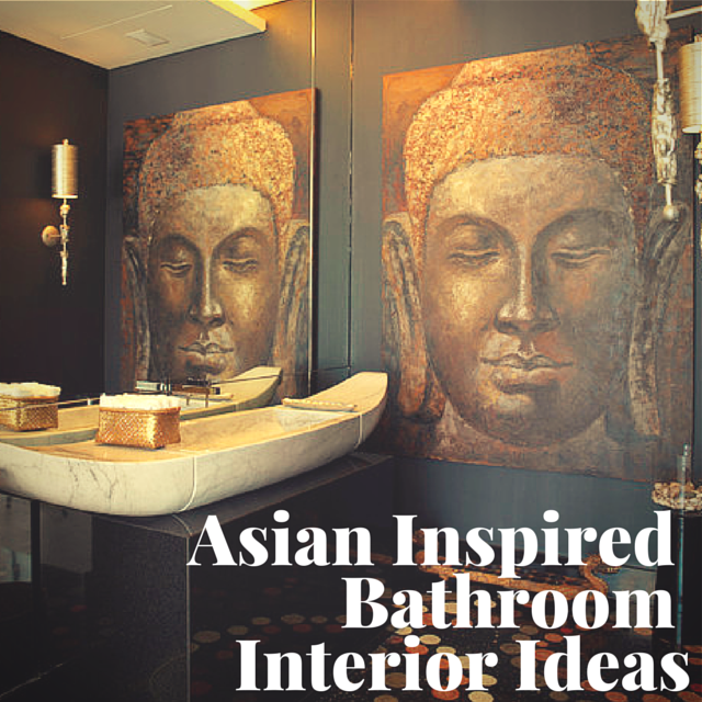Check out interior elements that can instil zen essence in your bathroom.