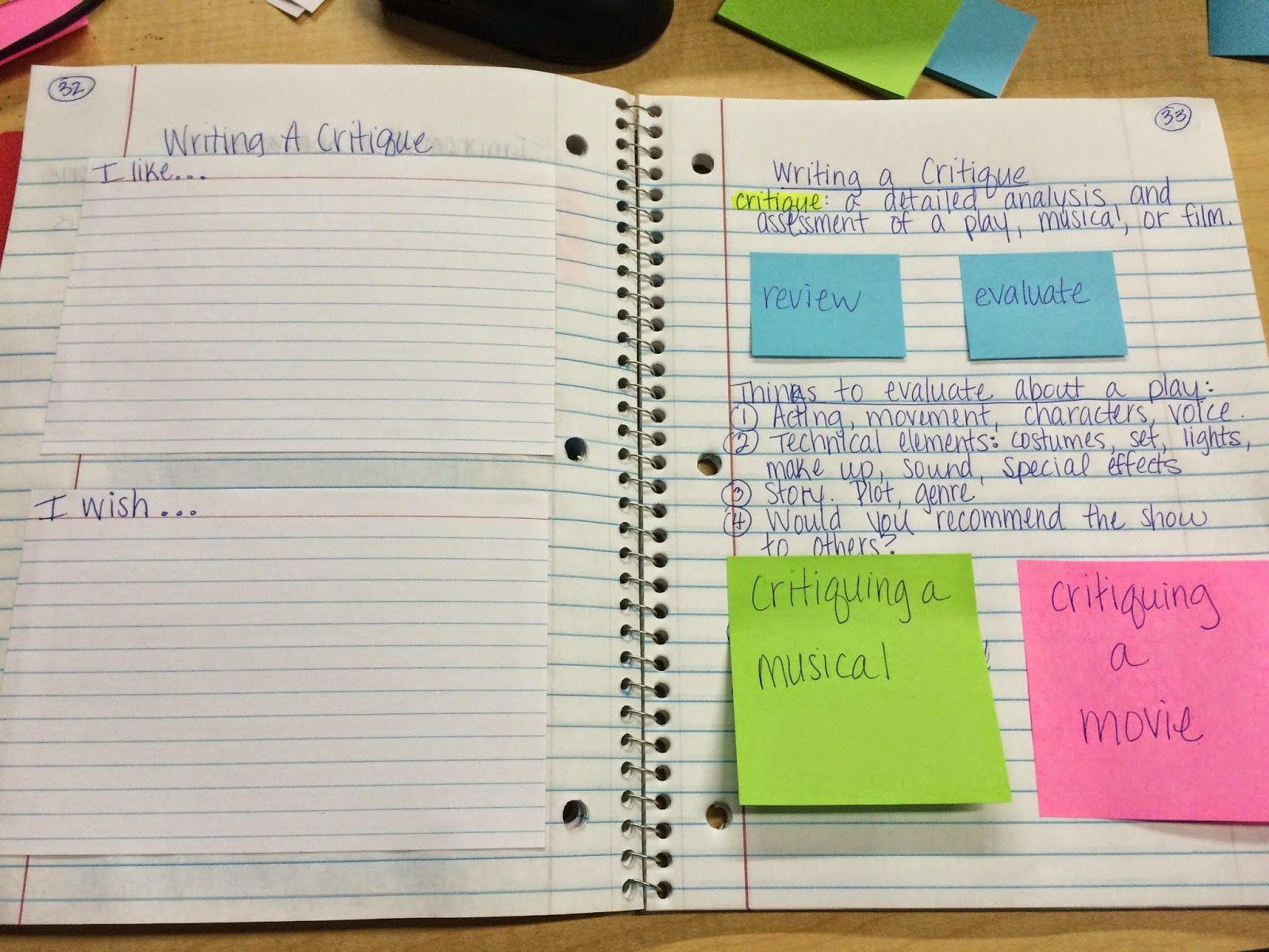 Classroom Notebook Ideas : Img g pixels theatre class ideas