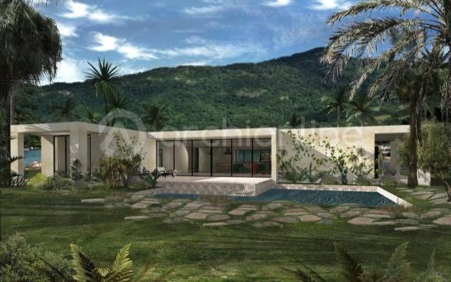 Recherche de plans de maison d\u0027architecte Vitoria and Villas