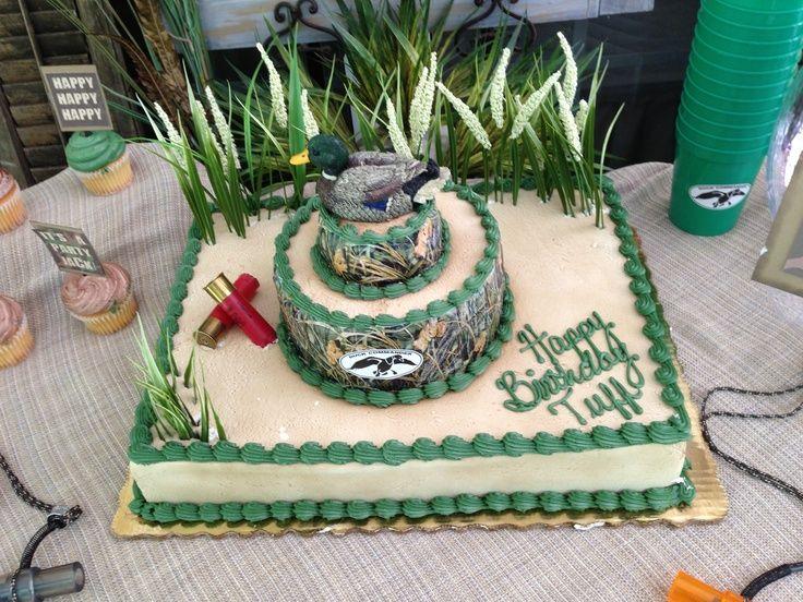 duck dynasty birthday cakes Duck dynasty birthday cake Tuff