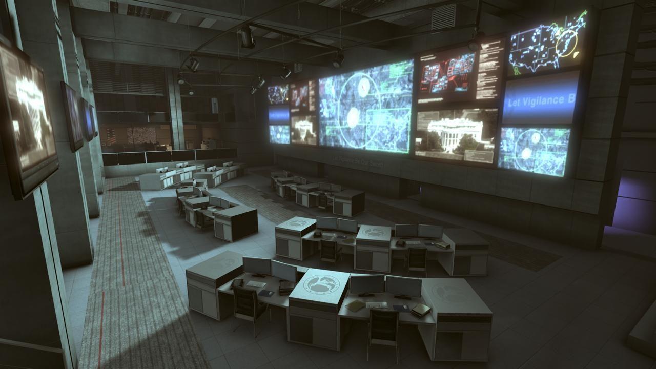 Perfect Futuristic Computer Lab   Поиск в Google