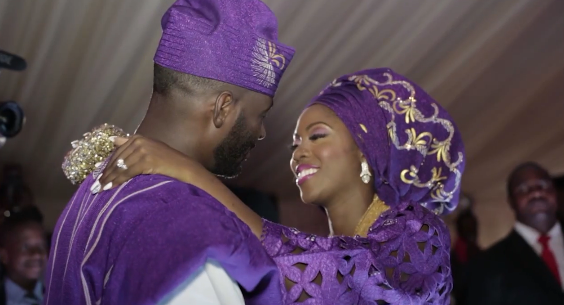 Image result for tiwa savage traditional marriage pictures