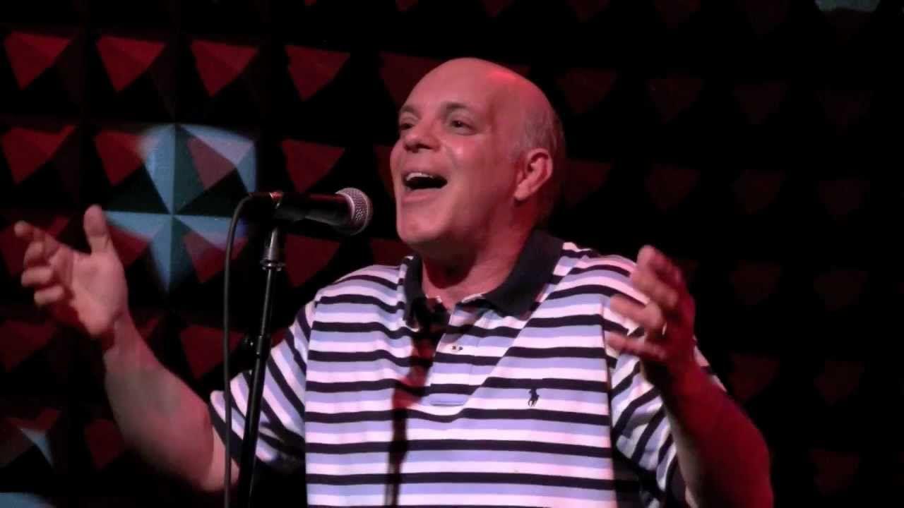 """Eddie Korbich - """"The Lorax Song"""" (Seussical)"""