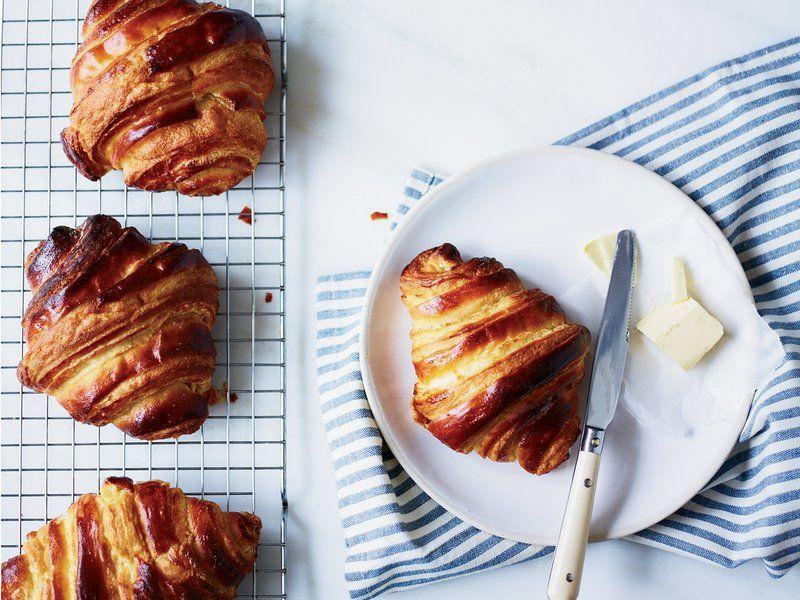 Croissants Recipe Food Food Recipes Making Croissants