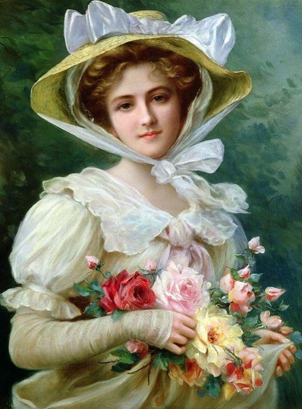 Картинка образ женщины с фото