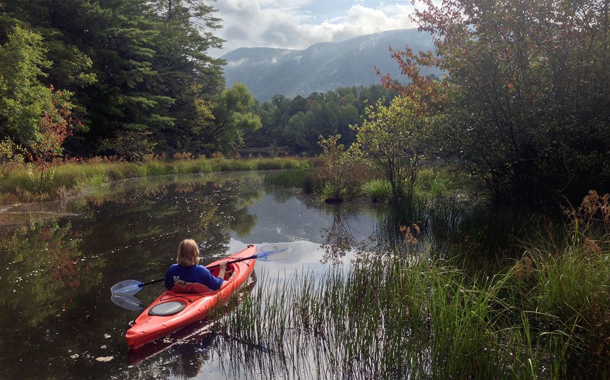 5 Cool Summer Camping Spots Near Chattanooga | Best places ...