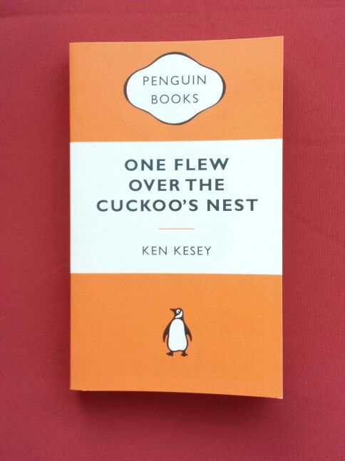 One Flew Over The Cuckoo's Nest - I remember reading this novel as a teenager and finding so much of myself in the character of Randle McMurphy who goes on a path of rebellion against the manipulative Nurse Ratched for her misuse of power.