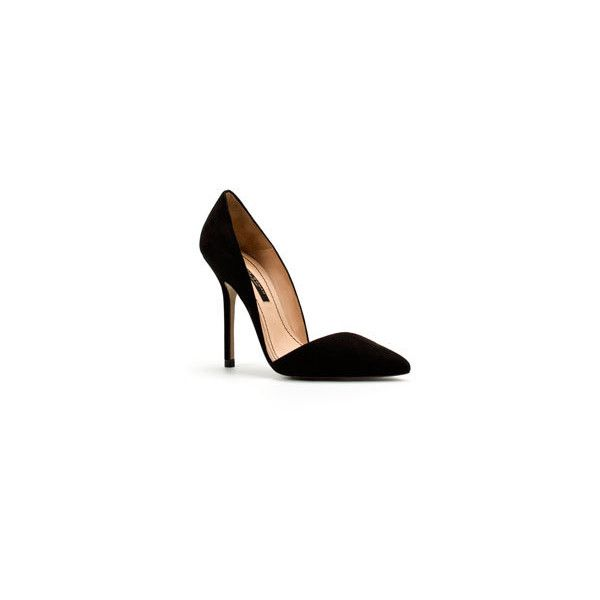 Shoes - Woman - New collection - ZARA Italy (€39) found on Polyvore