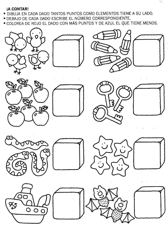 Kumon Preschool Worksheet Free