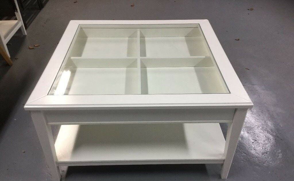 Ikea Liatorp White Glass Square Coffee Table In Highbury London Gumtree Round White Glas In 2020 White Glass Coffee Table Glass Coffee Table Square Glass Coffee Table
