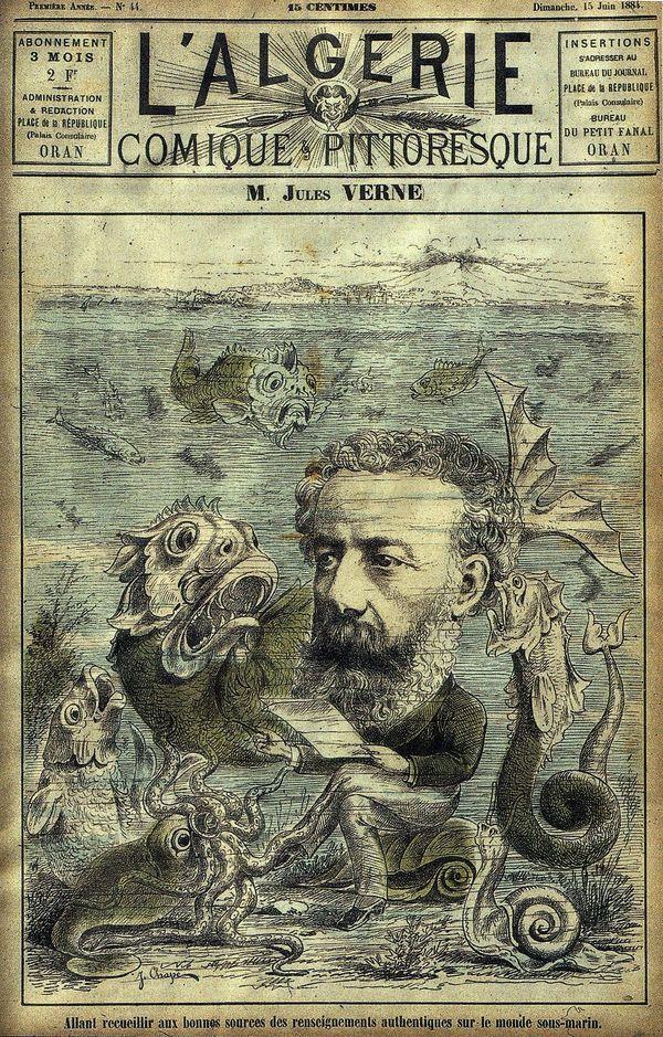 Jules Verne - News - Bubblews
