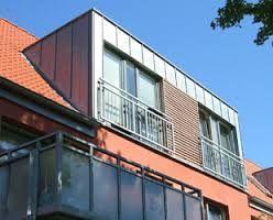 bildergebnis f r dachgaube auf terrasse loft conversion. Black Bedroom Furniture Sets. Home Design Ideas