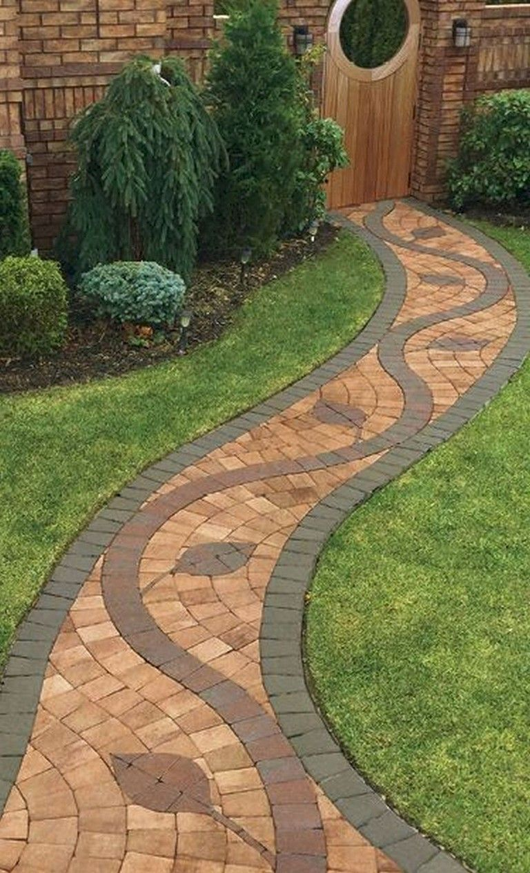 marvelous front yard path and walkway landscaping ideas garden