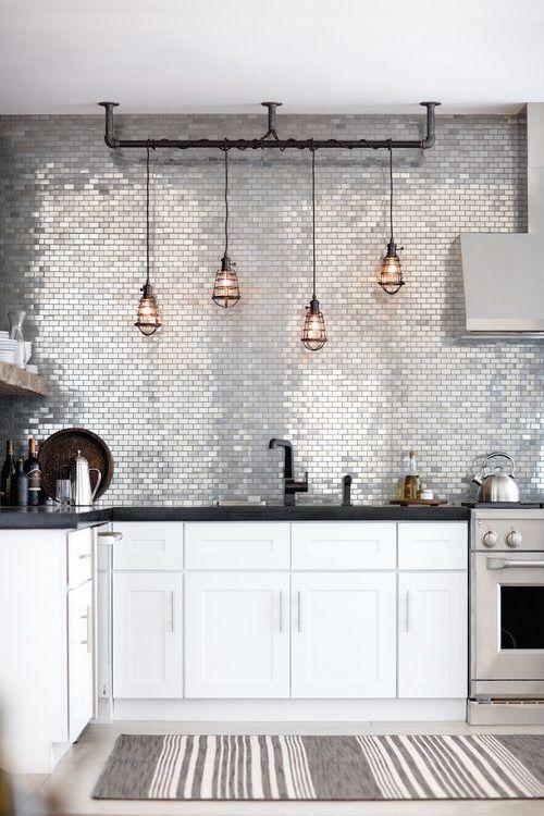 Berömda Lampor över diskbänken | treviksvägen | Köksdesigner, Heminredning XL-57