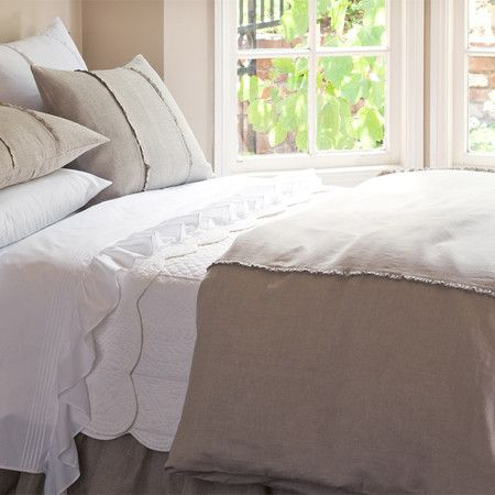 Hampton Duvet in Natural