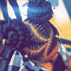 40 Totally Gorgeous Ghana Braids Hairstyles In 2020 Natural