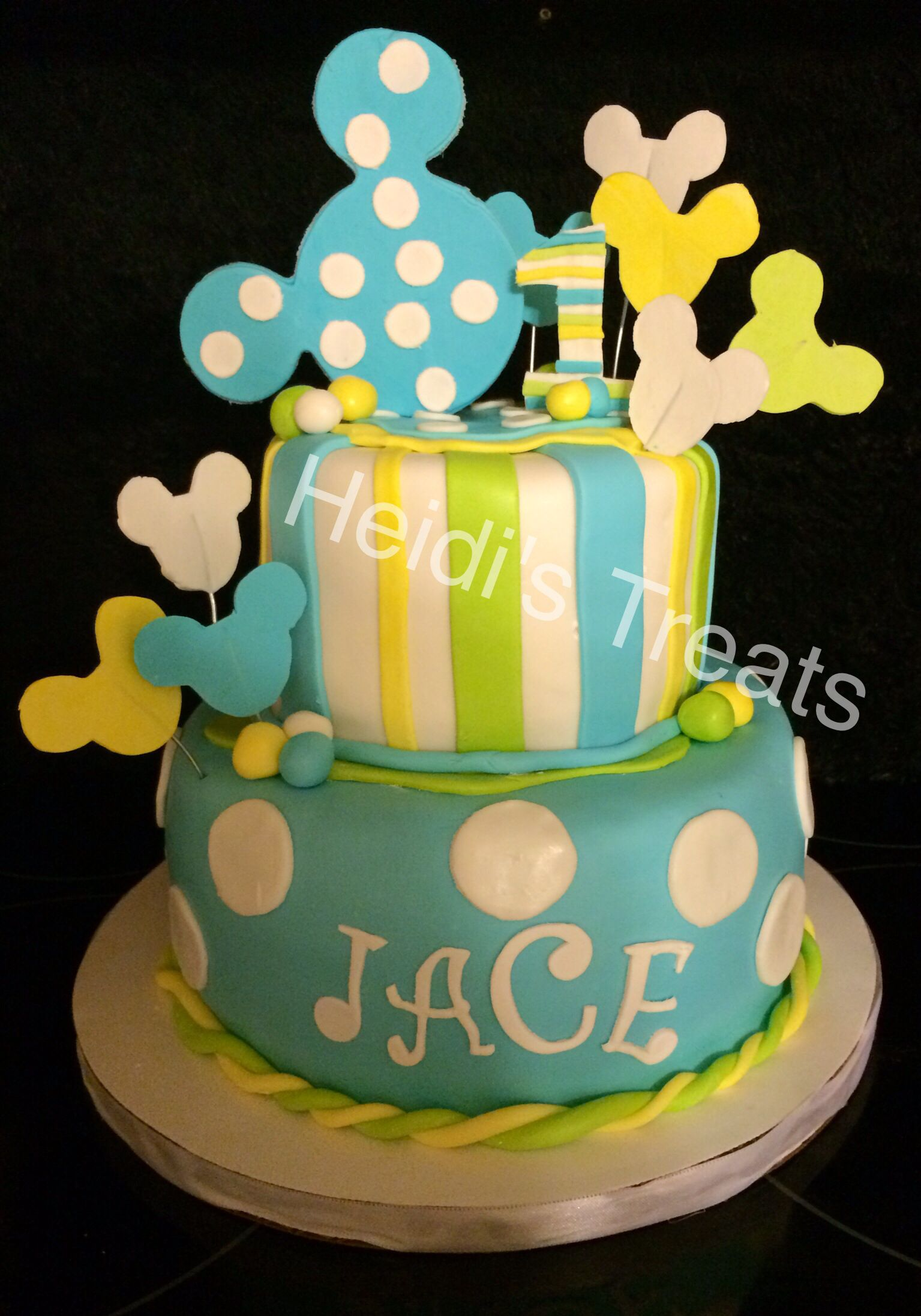 Baby Mickey Mouse Edible Cake Decorations Mickey Mouse Edible Image Sheets Baby Mickey Mouse 1st Edible