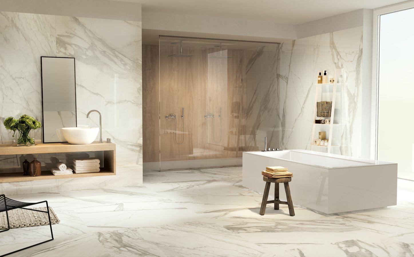 marmol y madera para baño | DECORACION | Pinterest | Baño, Madera y ...