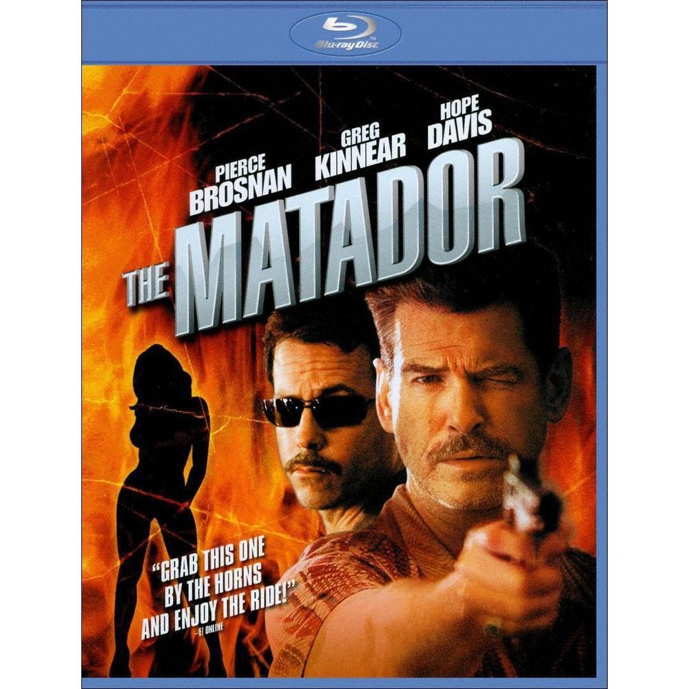 A Man Apart Blu Ray Upc: Pierce Brosnan, Greg Kinnear, Matador