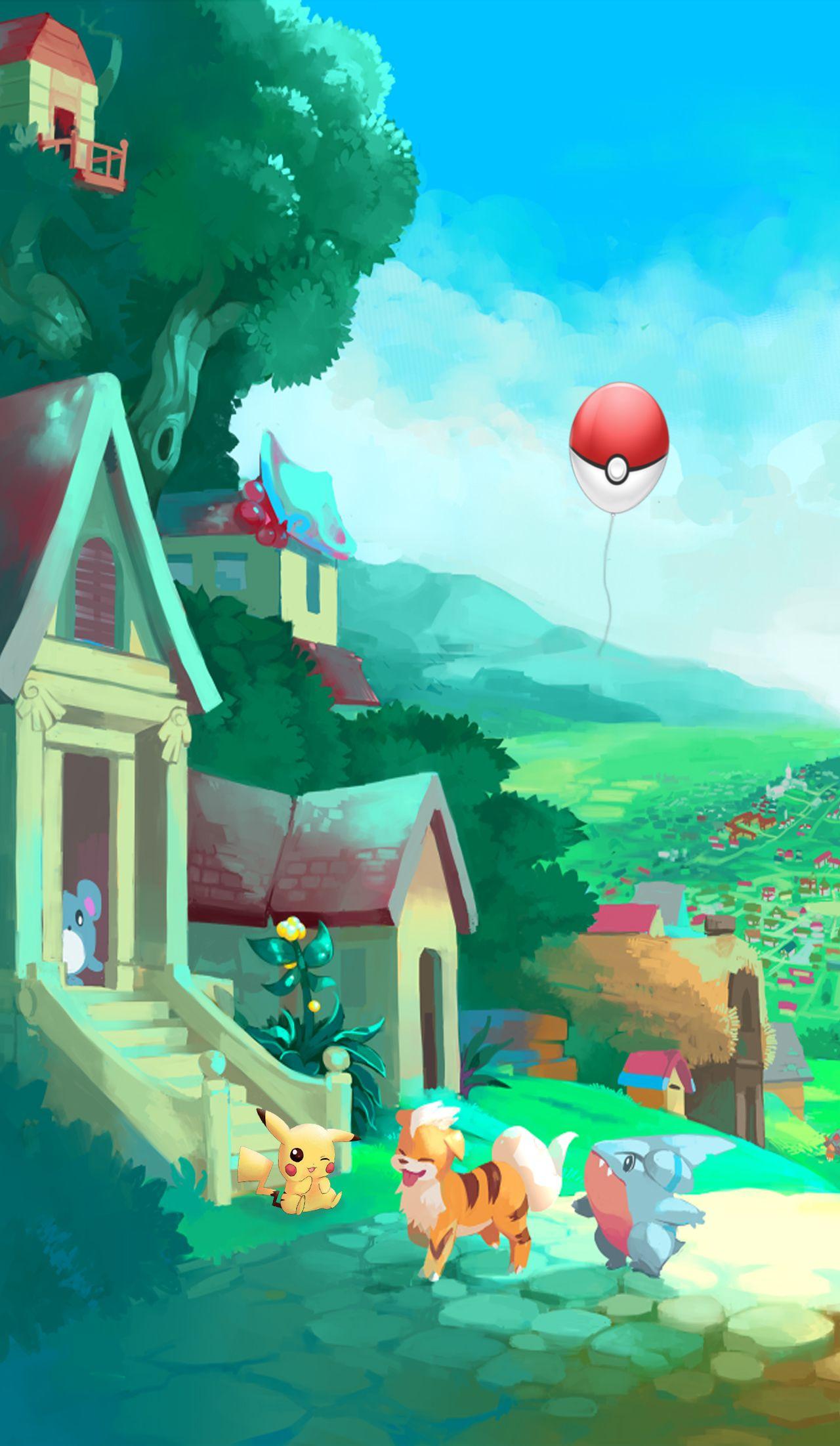 Pokemon World Phone Wallpaper World Wallpaper Pokemon Wallpaper