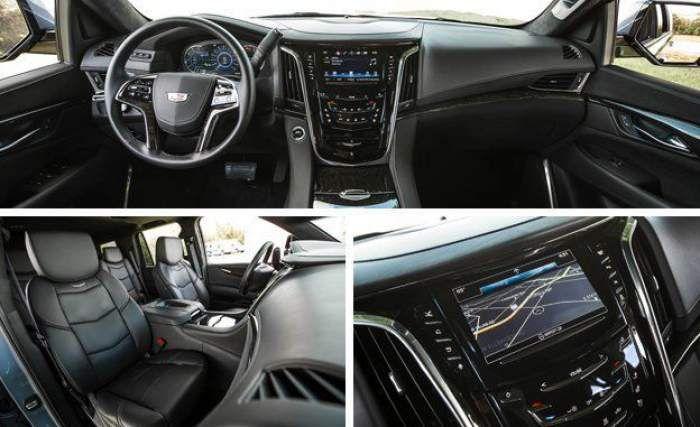 2018 Cadillac Escalade Interior Live Wire Entertainment
