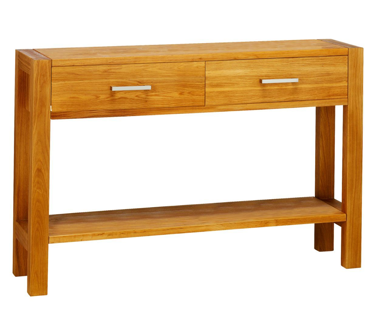 Salle De Bain Carrelage Beige Marron ~ console table silkeborg oiled oak jysk consolle drapier pinterest