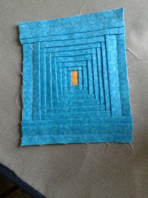 folded log cabin--Marie Bostwick | Quilting inspirations ... : marie bostwick quilt patterns - Adamdwight.com