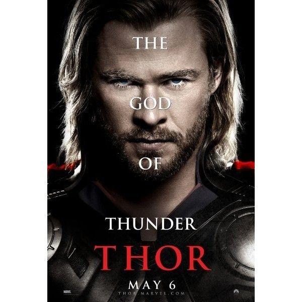 Thor Marvel Movies ❤ liked on Polyvore