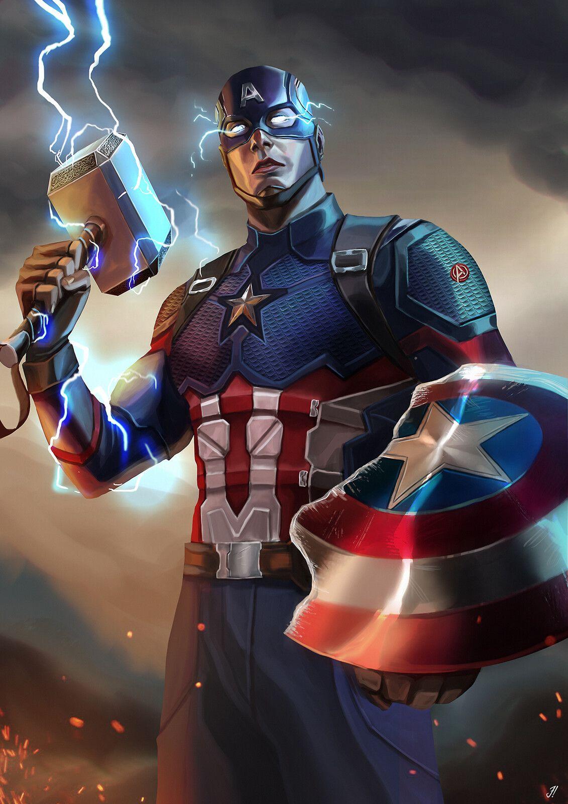 Guess what Thor? I am always Worthy. #AvengersEndgame.
