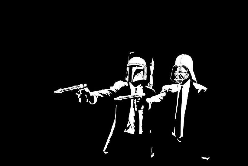 Resultado de imagem para stencil star wars | AMANDA | Pinterest ...
