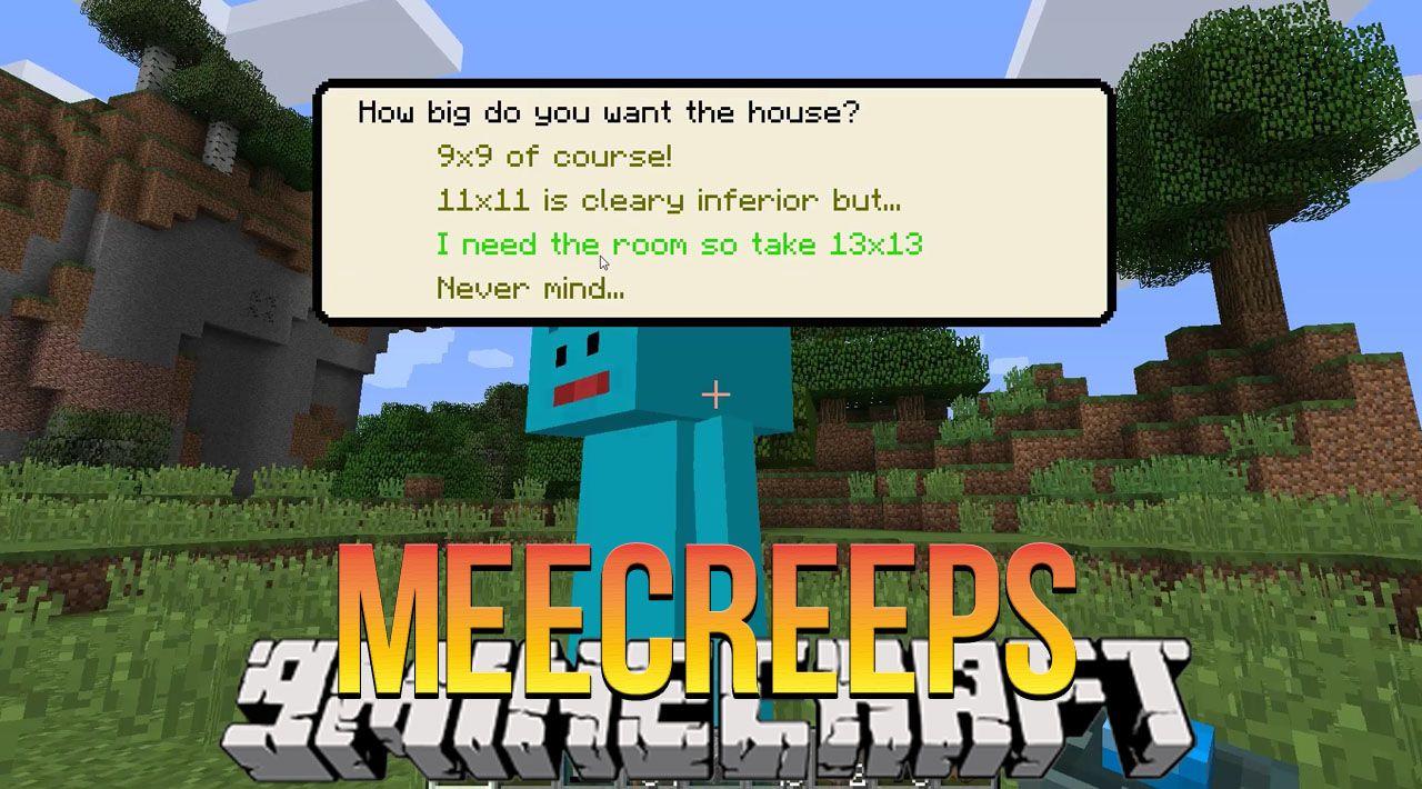 Meecreeps Mod 1 12 2 1 12 Download Mod Download Highway Signs