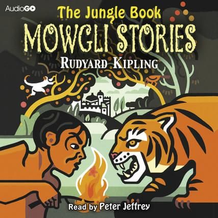 The Jungle Book is also available from Borrow Box - unabridged!