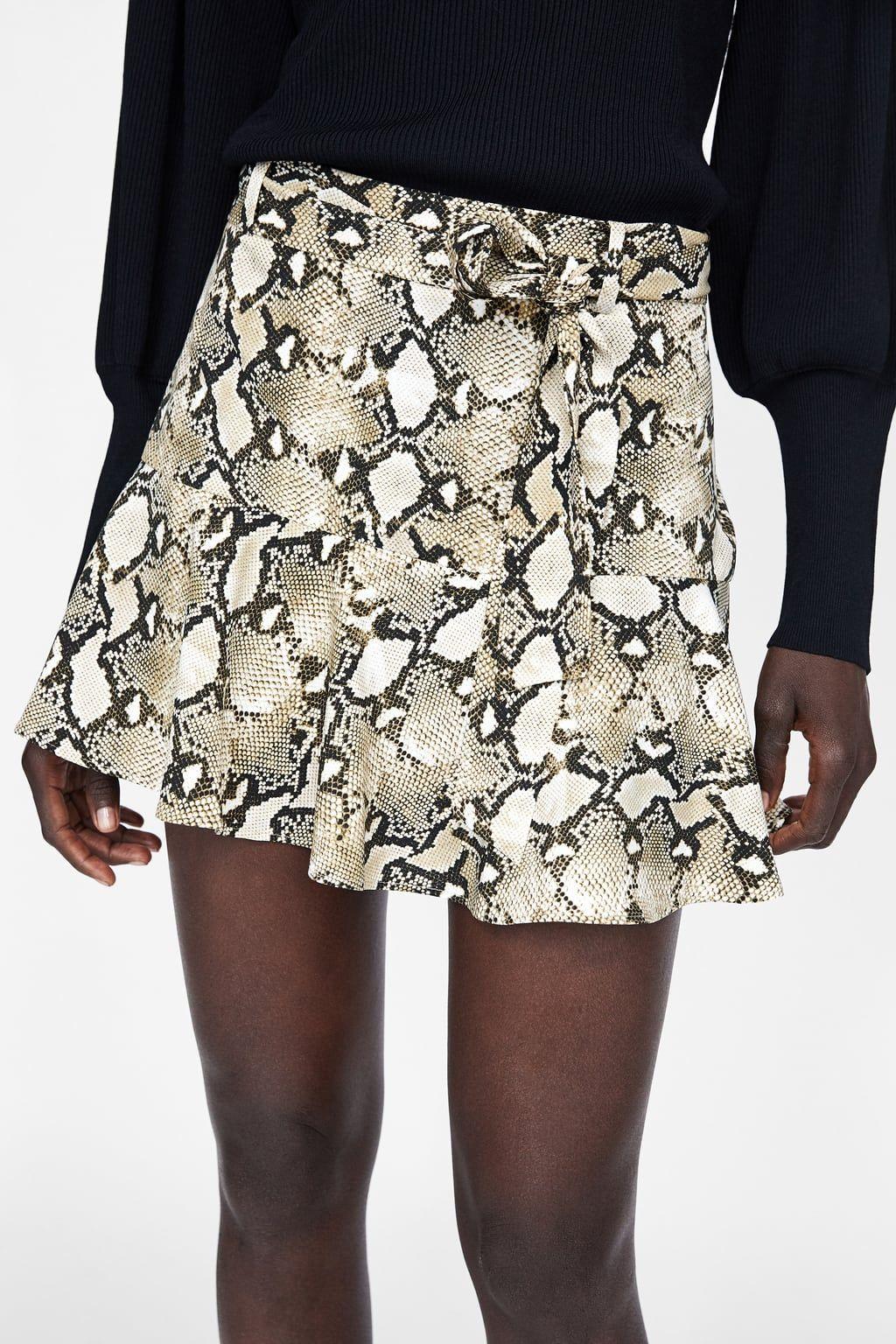 ad543ff429 Animal print bermuda shorts in 2019   anita's wishlist   Printed ...