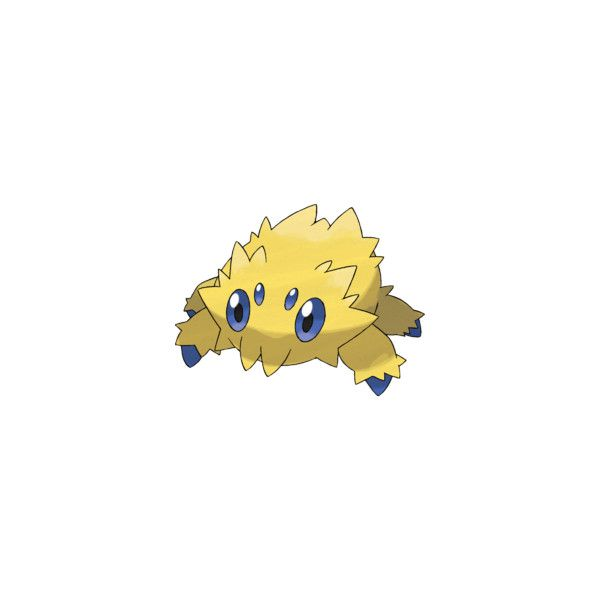 Joltik Pokemon Pokemon Black Pokemon Cute Pokemon