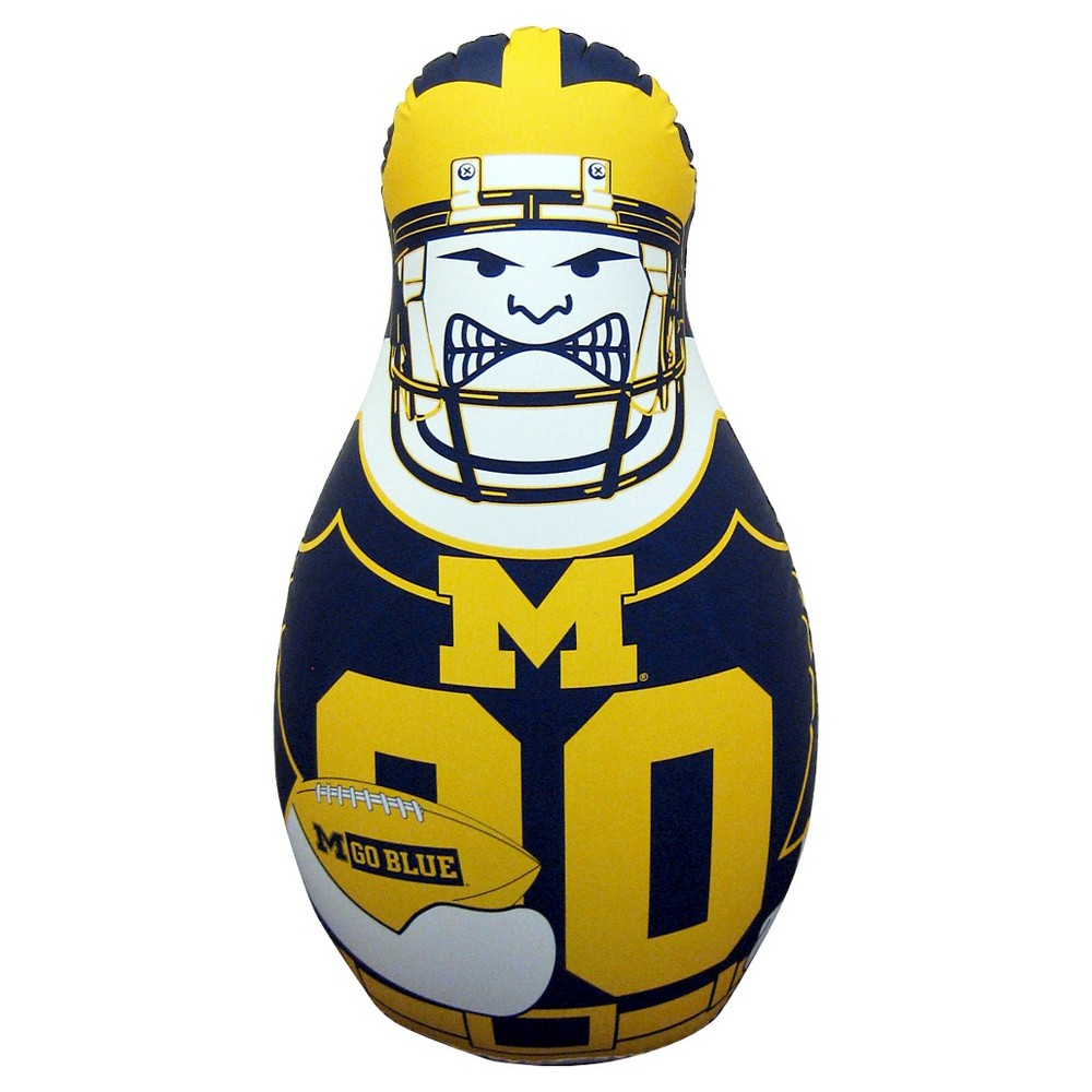 Best Ncaa Michigan Wolverines Tackle Buddy Inflatable Punching 400 x 300