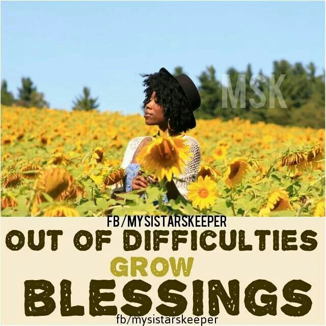 B L E S S I N G S (With images) | Happy flowers, Meaning ...