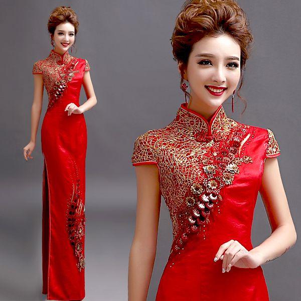 Donde comprar vestidos de fiesta chinos