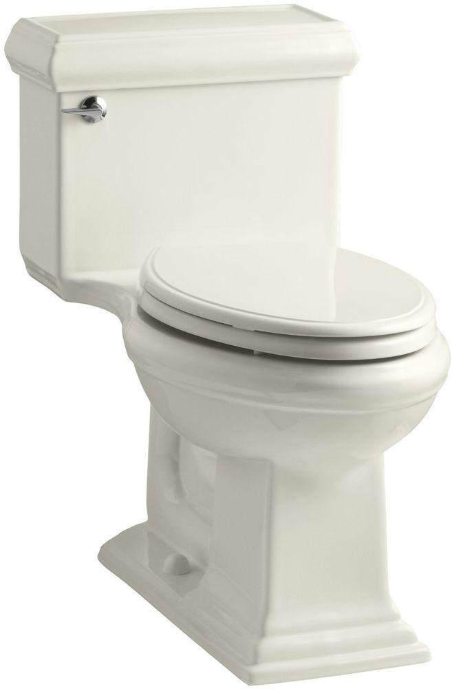 Kohler K-3812-96 Memoirs Classic 1-Piece Elongated 1.28 Gpf Toilet ...