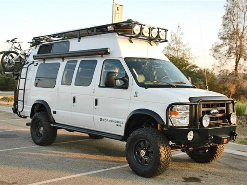 Cool Aluminum Off Road Roof Rack And Ladder For The Dodge Promaster Van  Terranautvans Build With Aluminess Gear Out Advanturing  Aluminess Ladder Bumper Sprinterlife Sprintervan Mercedes Sprinter Adventurevan