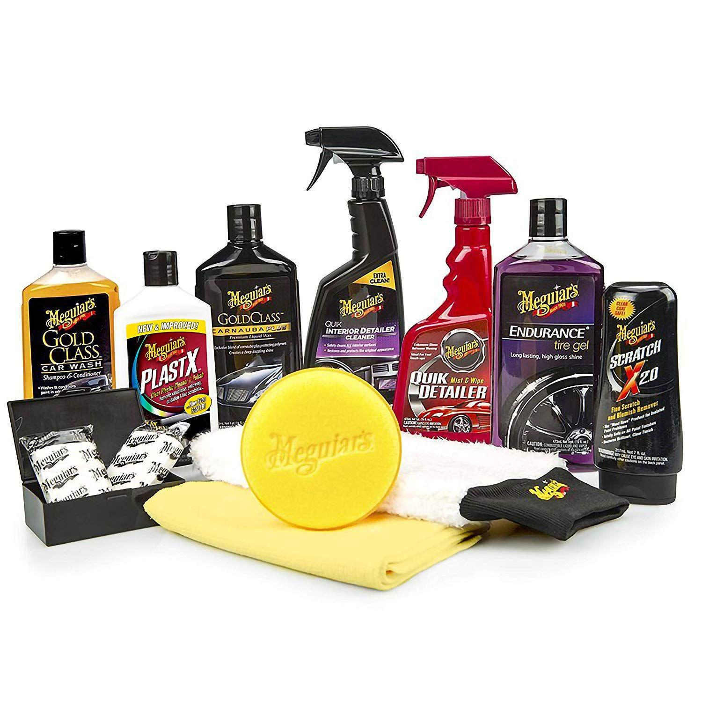 Meguiar's G55032SP Complete Car Care Kit *** Click image