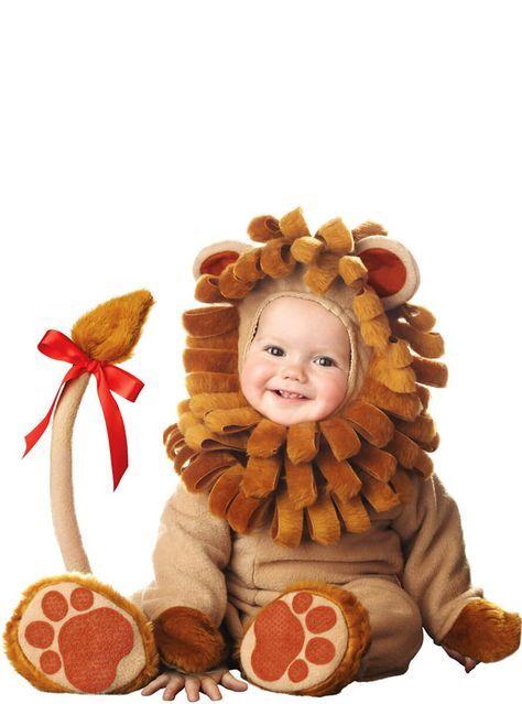 Disfraz de león El Rey de la selva para bebé Disfraces Pinterest - trajes de halloween para bebes
