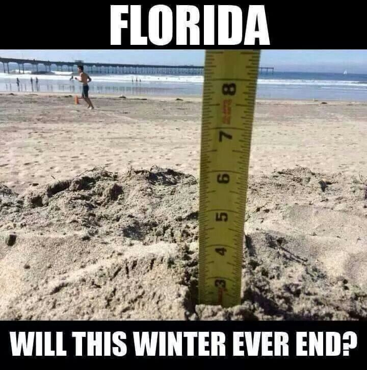 Cape Harbour Club House Florida Weather Humor Florida Funny Winter Humor